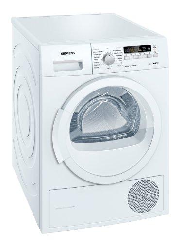Siemens WT46W260 Wärmepumpentrockner / A++ / 7 kg / Restlaufanzeige