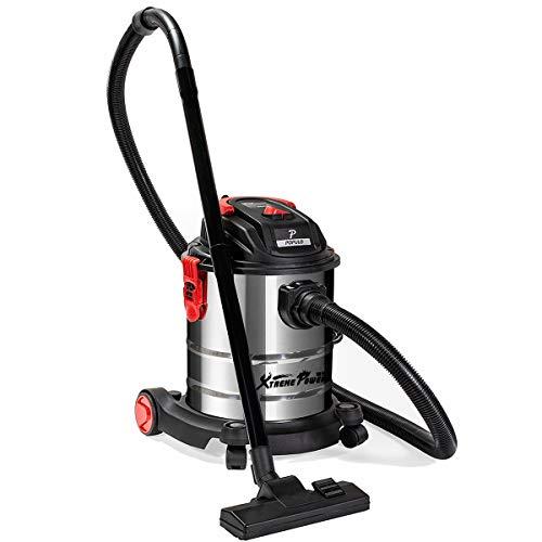 wet dry vacuum 5 gallon 3 hp - 9