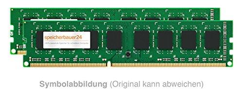 16GB Arbeitsspeicher (2X 8GB RAM Kit) - 240pin DIMM DDR3 1333MHz - passend für Fujitsu (-Siemens) ESPRIMO E700 - RAM-Upgrade