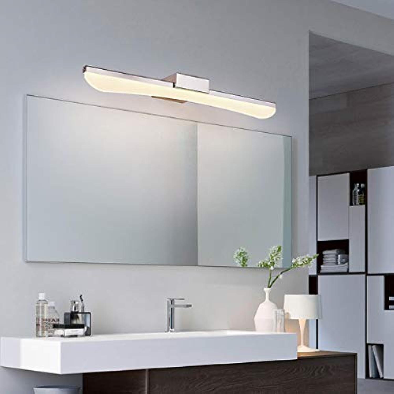 Spiegelfrontleuchte Bad LED Spiegel Kabinett Dekorative Lampe Nordic Wasserdichte Anti-fog Lampe Schminktischlampe 7 10 Watt (gre   7W)
