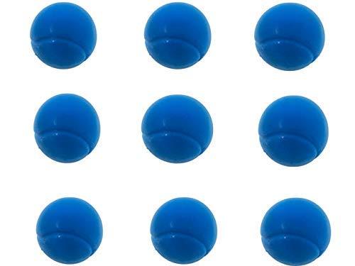 E-Deals Bolas de tenis de espuma suave de 70 mm, paquete de...