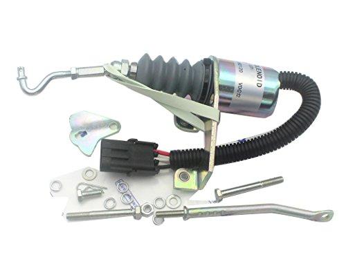 Solénoïde d'arrêt SINOCMP pour DEUTZ RSV Bosch 1751/SA-3765-12 1751 SA-3765-12 12 V