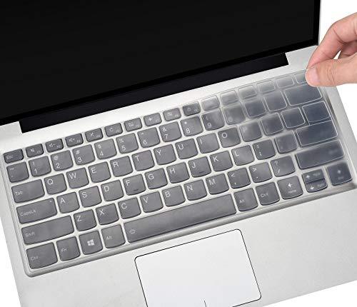 Tastaturabdeckung für Lenovo Flex 5 5G 14 Zoll 2-in-1 Laptop/Lenovo Flex 5 14IIL05 14 / Lenovo Idepad S540 14 Zoll (35,6 cm) – Transparent