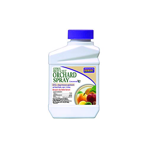 Bonide (BND217) - Citrus, Fruit and Nut Orchard Spray, Insecticide Concentrate (16 oz.)