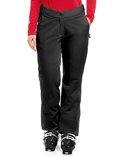 Maier Sports Damen Resi Light Skihose, Black, 52