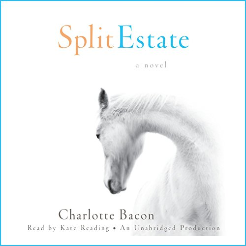 Split Estate audiobook cover art