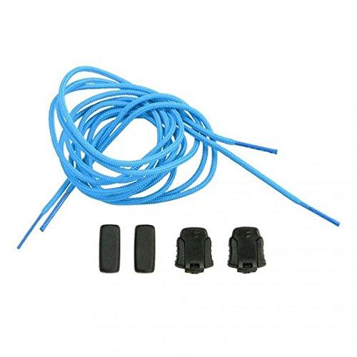 Haix BlackEagle Schnürung Reparaturset, Farbe:blau, Größe:95cm