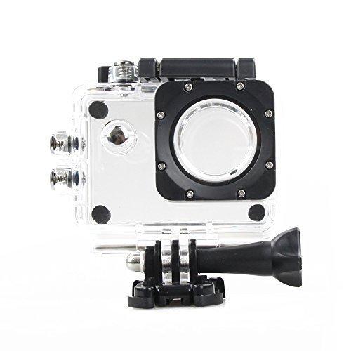 Action cam Unterwassergehäuse für ODRVM/Akaso/vtin/icefox/SJ4000/DBPOWER/Vemont/CAMKONG/Campark/Victure 4K /Crosstour/Apeman/Akaso ek7000 Action cam
