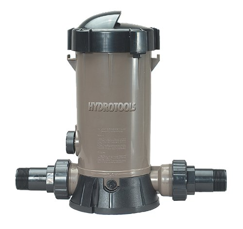 HydroTools by Swimline Super Premium In-Line Automatic Pool Chlorine Feeder