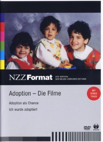 Adoption - Die Filme, DVD
