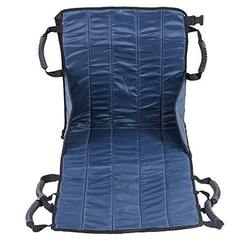 Patienten Transfer Lift Sling - Patient Lift Sling Transfer Sitzpolster Praktische Mobilität Rollstuhl Transportgurt Extra Gurt