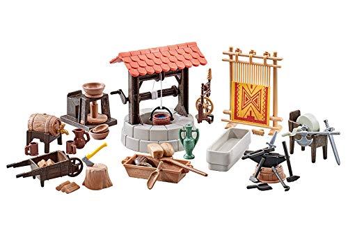 Playmobil Accesorios Villa Medieval en Bolsa precintada de Fabricante 9842