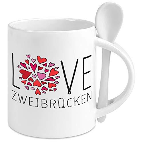Titelheld Zweibrücken Löffeltasse Love