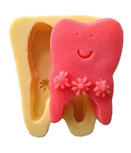 Zahn Thema Silikonform