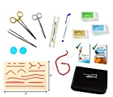 Suture Practice Kit by The Apprentice Doctor | includes Suturing...