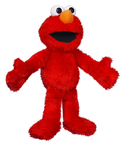 Sesame Street Let's Cuddle Elmo Plush Doll: 10' Elmo Toy, Soft & Cuddly, Great for Snuggles, Elmo Toy for Kids 1 Year Old & Up (Amazon Exclusive)