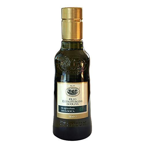 サンジュリアーノ 有機栽培 無農薬 エキストラバージンオリーブオイル 250ml x24本 BIO イタリア産