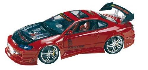 Bottari 17940 modelauto in schaal 1: 12, set van 1, rood