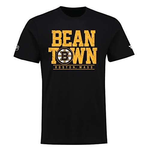 Fanatics NHL T-Shirt Boston Bruins Hometown Hockey Bean Town Eishockey (XL)