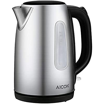 Electric Kettle, Aicok 3000W Fast Boil