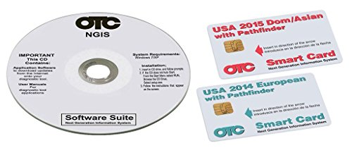 OTC Genisys 3421-153 Domestic and Asian Euro Loyalty Kit for Scan Tool