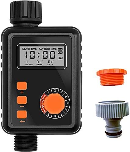 GXT Programas de Tiempo Regulador de riego, aspersor de Temporizador de Manguera...