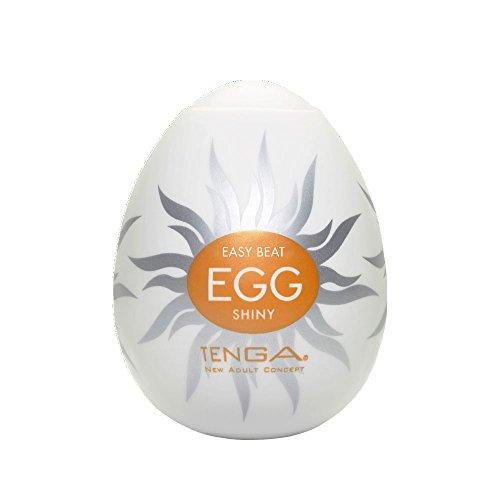 2. Huevo Tenga EGG Shiny (Naranja)