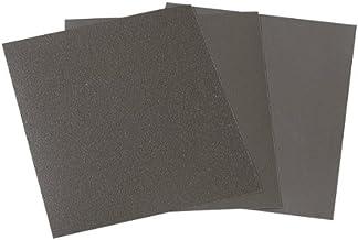 Wolfcraft 3119000 16 vellen nat / droog schuurpapier korrel 280,400,600,1000; SB-verpakt 230 x 280