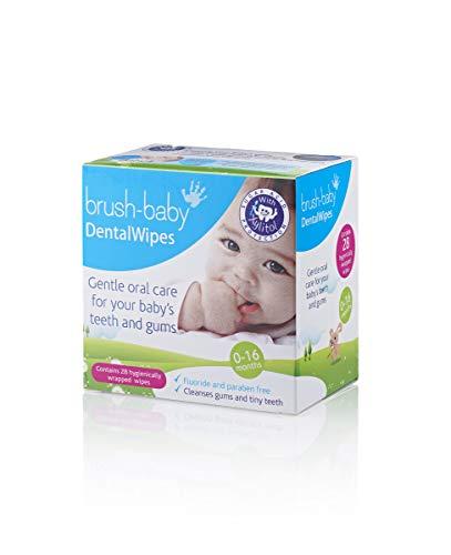 Brush-Baby Dental Wipes