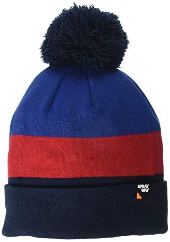 Sprayway Mens Fraser Hat, Blazer/Yukon, One Size