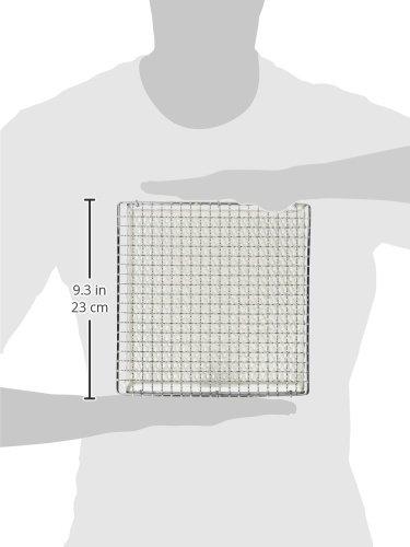 丸十金網 セラミック焼網 大 22cm