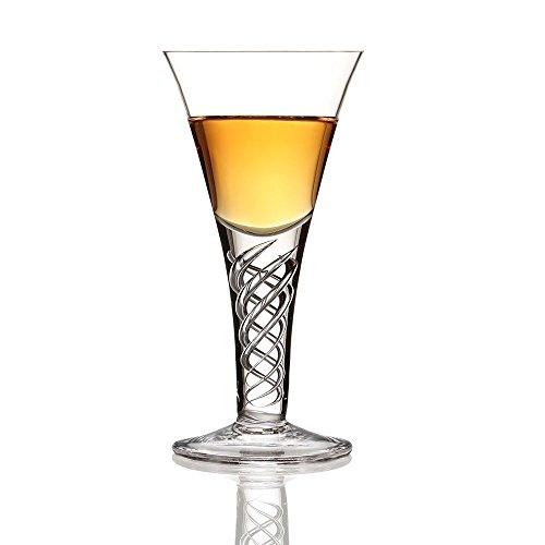Burns Crystal, The Jacobite Dram, Whisky-Toasting-Glas, 60 ml