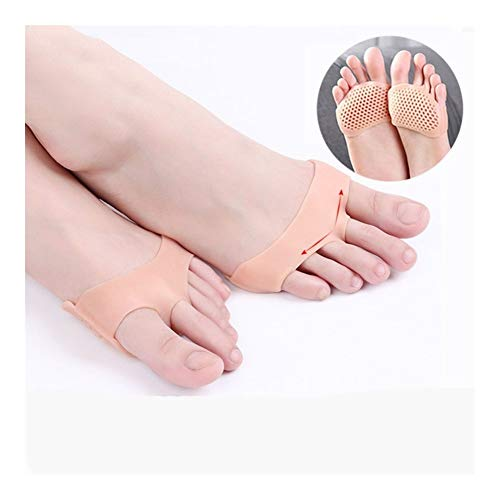 Insoles For Shoes Sole Deodorant Breathable 1 Pair Silicone Gel Honeycomb Forefoot Pads for Women High Heel Half Yard Insole Front Foot Blister Toes Inserts