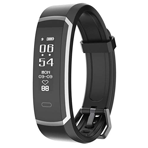 Strong Durable Best Bakeey Bakeey GT105 Health Tracker Smart Watch Dynamic Real-time Heart Rate Monitor Wristband
