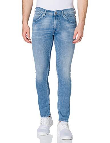 REPLAY JONDRILL Jeans, 009 Medium Blue, 32 W / 32 L para Hombre
