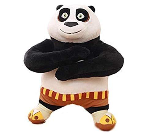 N/D Juguete de Peluche Kung Fu Panda Juguetes Muñeca de Peluche Película Animales de Peluche Muñecas de colección Juguete para niños Regalos de cumpleaños para niños 30Cm
