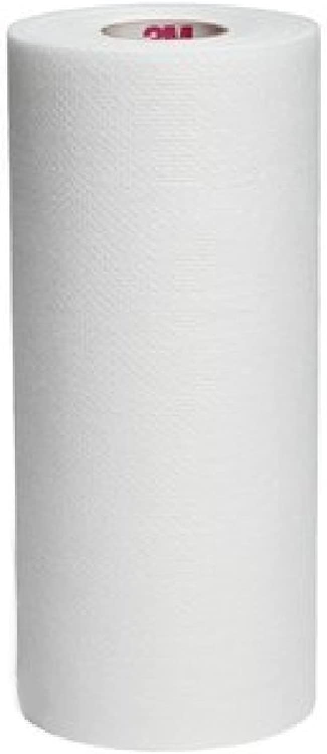 3M Healthcare Medipore H Hypoallergenic Soft Cloth Surgical Tape, 6 Inch x 10 Yards (1 Roll)