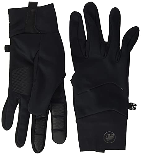 Mammut Uni Handschuhe Astro, schwarz, 12