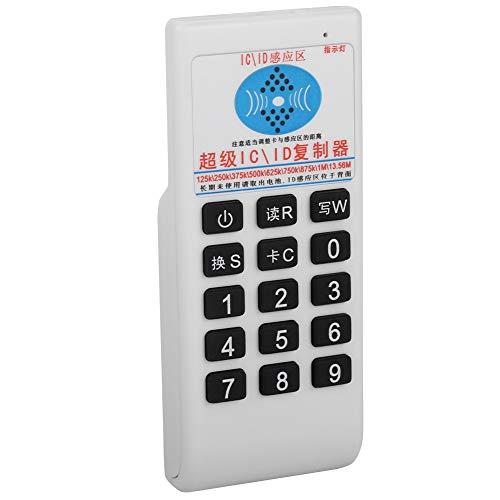 Handkartenleser, Handheld-RFID-IC/ID-Kartenleser Writer Copier Duplicator 125 kHz 13,56 MHz
