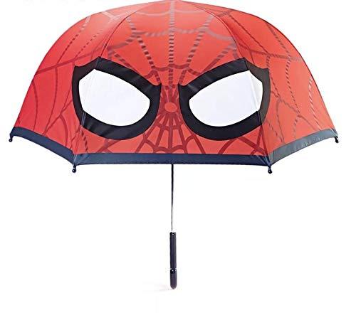 Paraguas película Los Vengadores Iron Man Spider-Man Hulk Black Panther Capitán América Paraguas Paraguas publicitario Hero paraguas Spiderman paraguas