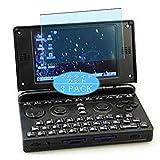 Vaxson Protector de pantalla antiluz azul, compatible con Pandora Game, protector de pantalla de bloqueo de luz azul [no vidrio templado]