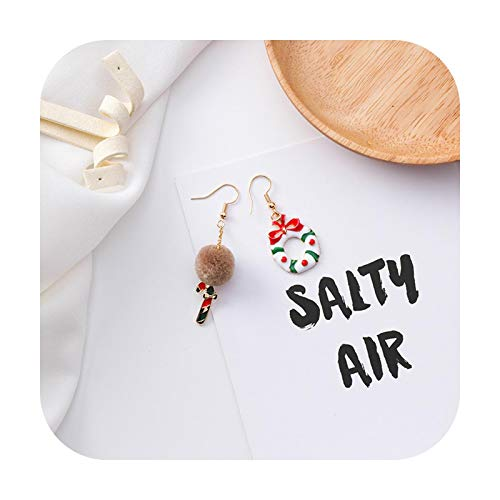 Earrings sin metal desconocido