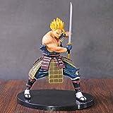 kyman Anime Dragon Ball Z Figura Toy Son Gohan Action Figure Model Toys 18cm