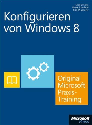 windows 8 konfigurieren