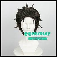 コスプレウイッグ Re:ゼロから始める異世界生活 ナツキ・スバル(菜月 昴) cosplay