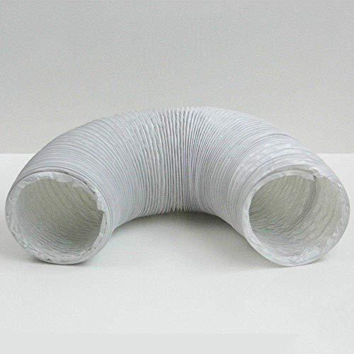 Blauberg UK BLAUFLEX - Manguera de PVC para secadora (PVC/127/3), BLAUFLEX PVC/127/6