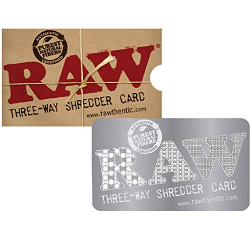 Raw Threads, Raw Grinder Card
