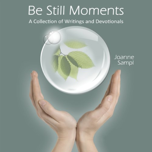 Be Still Moments audiobook cover art