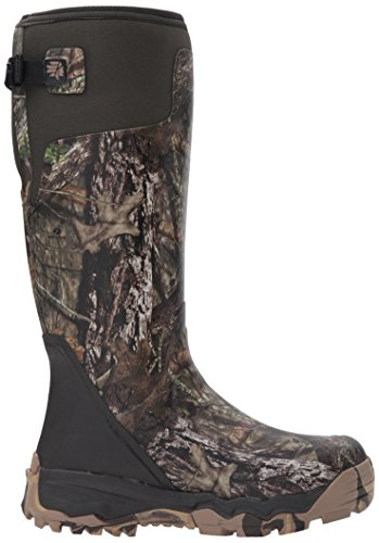 Product Image 7: LaCrosse Men's Alphaburly Pro 18″ Hunting Shoes, Mossy Oak Break up Country