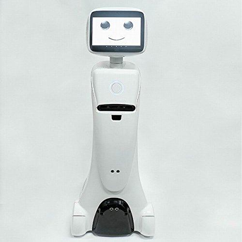 Amy Robotik TelePresence und autonome Service Robot-WiFi-Speech Interaktion